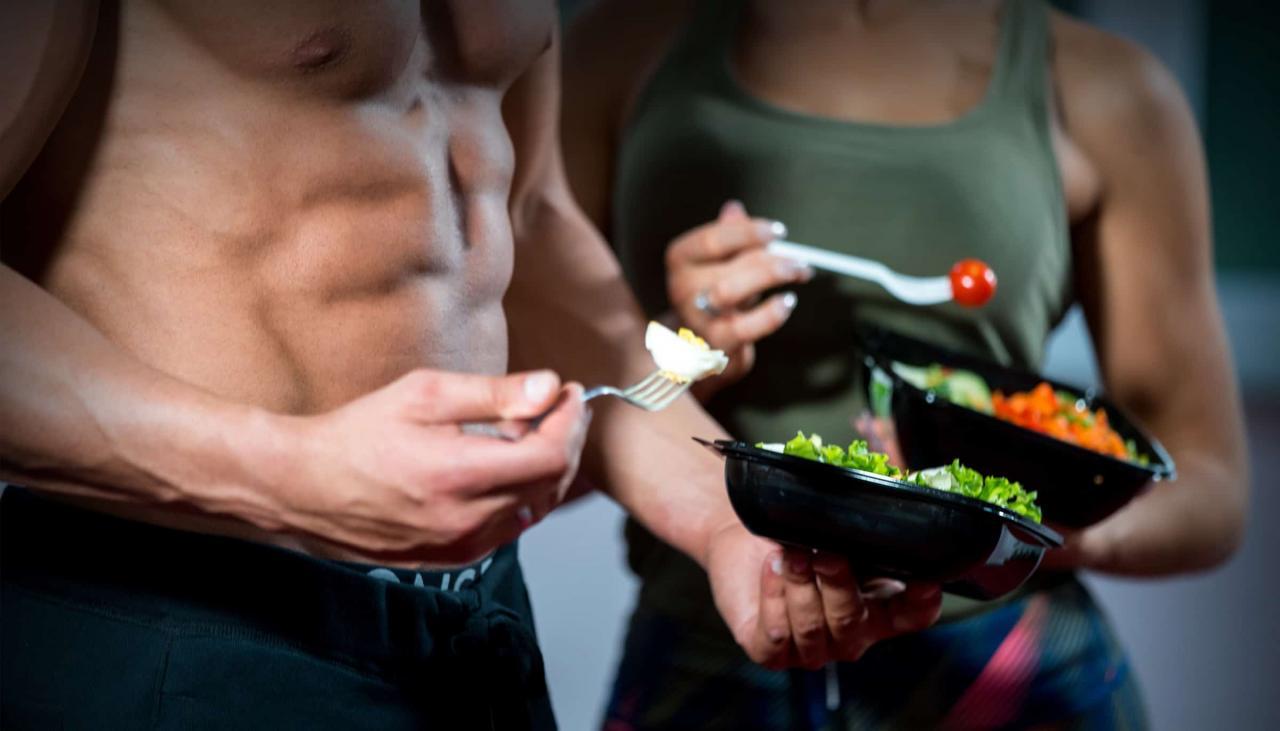 Atteignez vos objectifs de remise en forme avec la bonne nutrition!